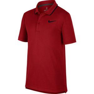 NikeCourt Dri-Fit Boys' Tennis Polo BQ8792-613