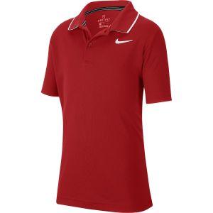 NikeCourt Dri-Fit Boy's Tennis Polo BQ8792-687