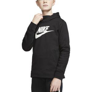 Nike Sportswear Girls' Pullover Hoodie BV2717-010