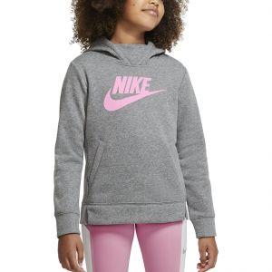 Nike Sportswear Girls' Pullover Hoodie BV2717-094