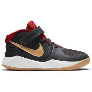 Nike Team Hustle D 9 FlyEase Little Kids' Shoes (PS) BV2951-003