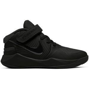Nike Team Hustle D 9 FlyEase Little Kids' Shoes (PS) BV2951-010