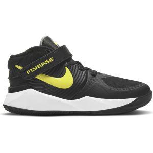 Nike Team Hustle D 9 FlyEase Little Kids' Shoes (PS) BV2951-013