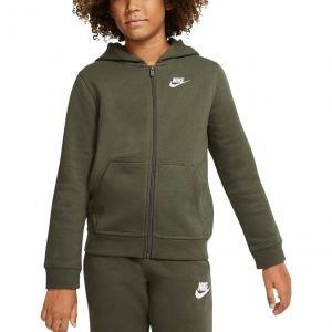 Nike Sportswear Big Kid's Full-Zip Hoodie BV3699-325