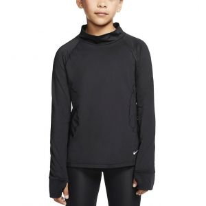 Nike Pro Warm Girl's Long-Sleeve Top BV2673-010