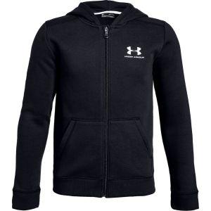 Under Armour Cotton Fleece Full Zip Boy's Jacket 1343677-001