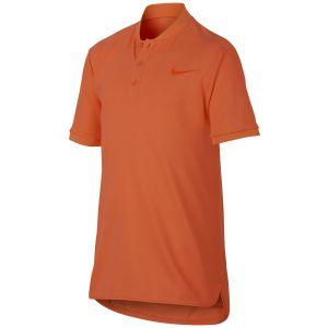 NikeCourt Advantage Boy's Tennis Polo AO8353-879