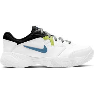 NikeCourt Lite 2 Junior Tennis Shoes CD0440-101