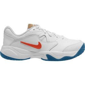 NikeCourt Lite 2 Junior Tennis Shoes CD0440-106