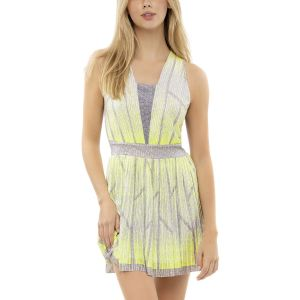 Lucky In Love Pleat Wave Women's Dress CD25-H57710