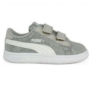 Puma Smash V2 Glitz Glam Toddler Sport Shoes (TD) 367380-17