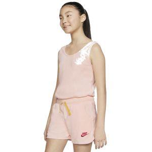 Nike Sportswear Heritage Girls' Bodysuit CJ7543-664