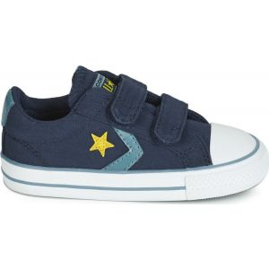 Converse Player 2V Canvas OX Toddler Shoes (TD) 763528C