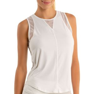 Lucky In Love Chill Out Women's Tennis Tank CT661-110