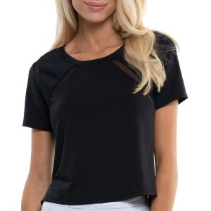 Lucky in Love Mixed Up High/Low Women's Top CT757-001