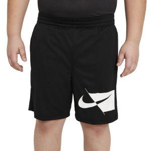 Nike Dri-FIT Big Kids' Training Shorts CU8959-010