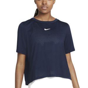 NikeCourt Advantage Women's Short-Sleeve Tennis Top CV4811-451
