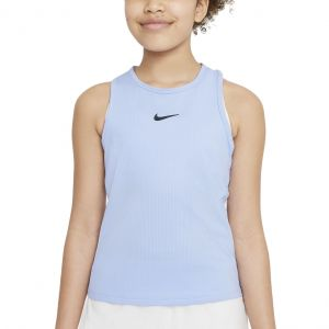 NikeCourt Dri-FIT Victory Girls' Tennis Tank CV7573-468