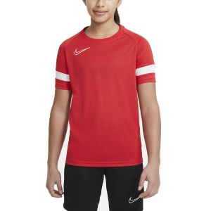 Nike Dri-FIT Academy Boy's Short-Sleeve Soccer Top CW6103-658