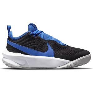 Nike Team Hustle D 10 Big Kids' Basketball Shoes CW6735-001