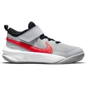 Nike Team Hustle D 10 Little Kids' Shoes CW6736-006