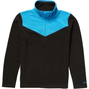 Oneill Rails Half Zip Boy's Fleece 8p280j-9010