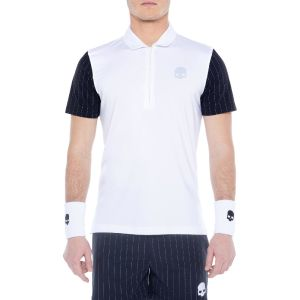 Hydrogen Zipped Tech Men's Tennis Polo T00454-071