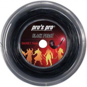 Pro's Pro Black Force String (200 m) D528C