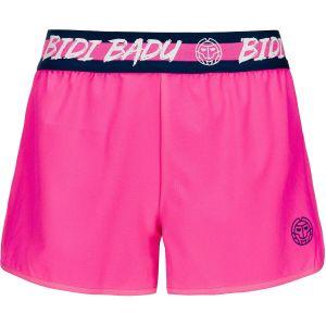 Bidi Badu Grey Tech Girl's Shorts (2 in 1) G318009193-PKDBL
