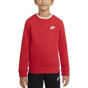 Nike Sportswear Big Kids' French Terry Crew