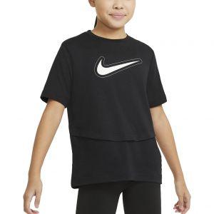 Nike Dri-FIT Trophy Big Kids' Short-Sleeve Training Top DA1096-010