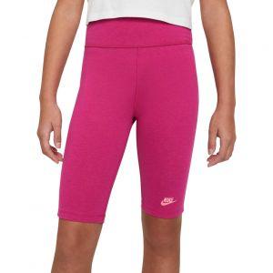 Nike Sportswear Girls' Bike Shorts DA1243-615