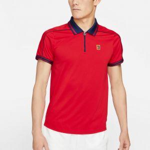 NikeCourt Dri-FIT ADV Slam Men's Tennis Polo DA4325-657