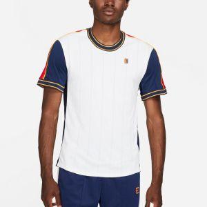 NikeCourt Dri-FIT Slam Men's Short-Sleeve Tennis Top DA4329-100