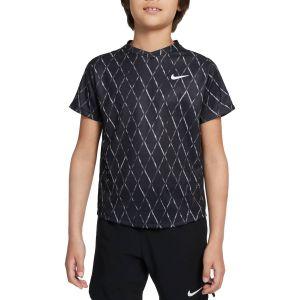 NikeCourt Dri-FIT Victory Boy's Tennis T-shirt DA4378-010