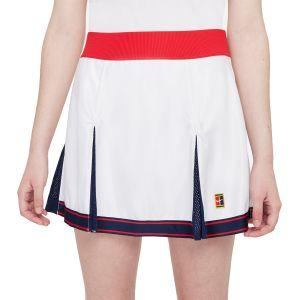 NikeCourt Dri-FIT Slam Women's Tennis Skirt DA4714-100