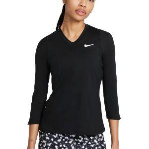 NikeCourt Dri-FIT UV Victory Women's 3/4-Sleeve Tennis Top DA4730-010