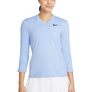 NikeCourt Dri-FIT UV Victory Women's 3/4-Sleeve Tennis Top DA4730-468