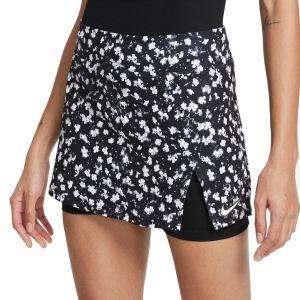 NikeCourt Dri-FIT Victory Women's Printed Tennis Skirt DA4732-010