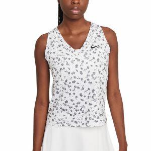NikeCourt Dri-FIT Victory Women's Printed Tennis Tank DA4734-100