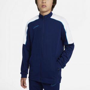 Nike Dri-FIT Academy Big Kids' Soccer Track Jacket DA5572-492