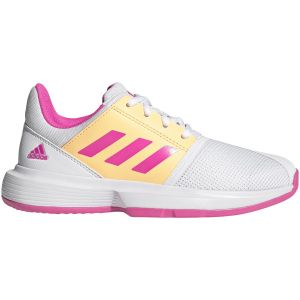 adidas CourtJam xJ All Court Junior Tennis Shoes FX1490