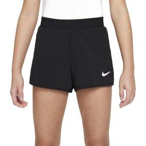 NikeCourt Dri-FIT Victory Girls' Tennis Shorts DB5612-010