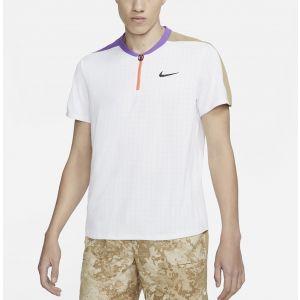 NikeCourt Breathe Slam Men's Tennis Polo CV2491-100