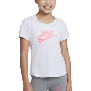 Nike Sportswear Girl's T-Shirt DC7347-051