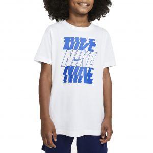 Nike Sportswear Big Kids' T-Shirt DC7794-100