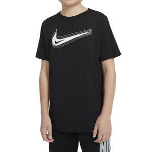 Nike Sportswear Big Kids' Swoosh T-Shirt DC7797-011