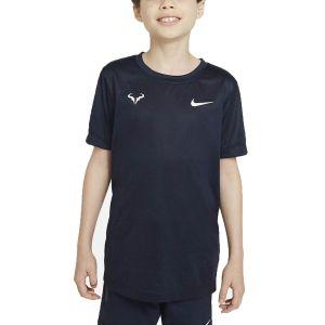 Rafa Big Kids' Tennis T-Shirt DD2304-451