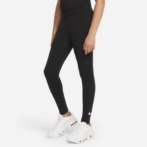 Nike Sportswear Favorites Girls' Swoosh Leggings DD6482-010