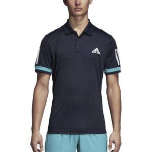 adidas 3-Stripes Club Men's Tennis Polo Shirt D74645